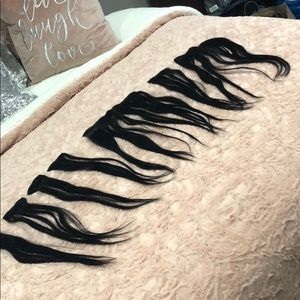Accessories - 100% human hair extensions